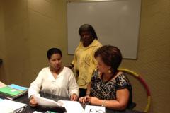 2012 Training Sessions