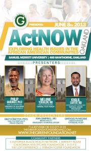 ActNOW Oakland
