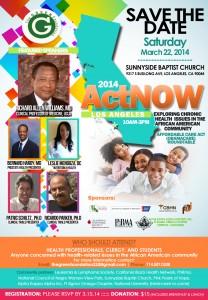 2014 ActNOW LA
